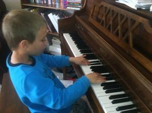 Logan piano