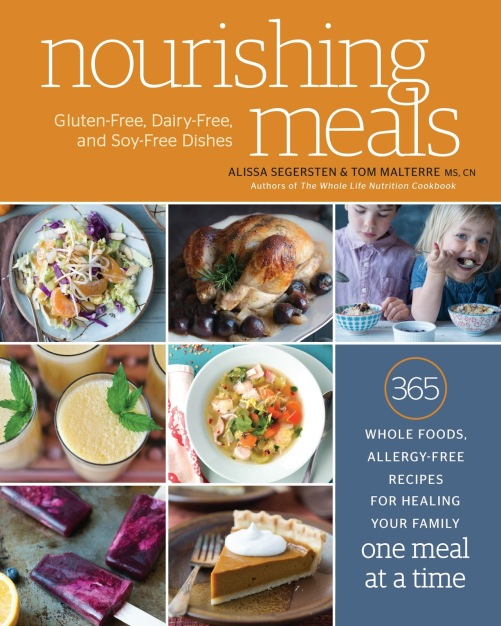 Image result for nourishing meals book